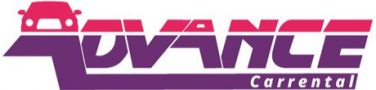 Advance Carrental Curaçao Retina Logo